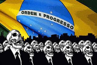 Resultado de imagem para Los militares norteamericanos y sus vasallos de Brasil
