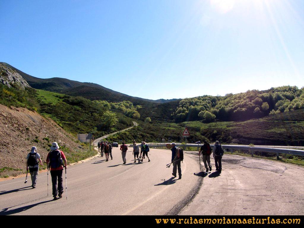 Transcantabrica Tarna-Ponga: Sendero al Abedular