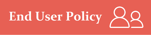 End User Policy