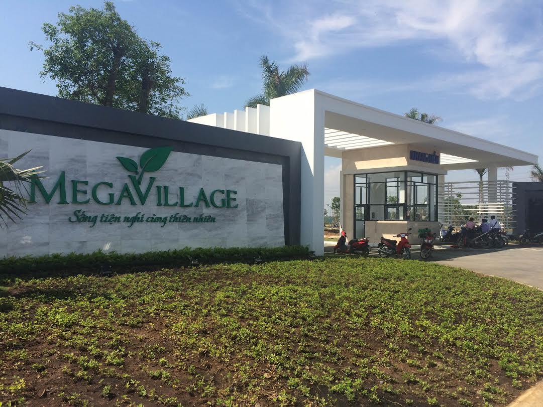 Tiến độ dự án Mega Village Khang Điền Quận 9