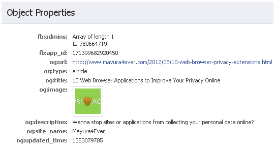 Mayura4Ever: Why Link or URL Preview Not Working on Facebook?
