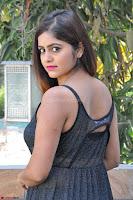 Pragya Nayan New Fresh Telugu Actress Stunning Transparent Black Deep neck Dress ~  Exclusive Galleries 014.jpg