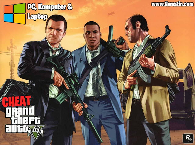 cheat gta 5 pc