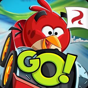 New!! Angry Birds Go! v1.0.1 2014