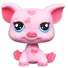 Littlest Pet Shop Pet Pairs Pig (#2418) Pet