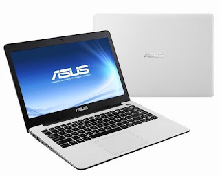 Specifications Notebook Asus X453MA