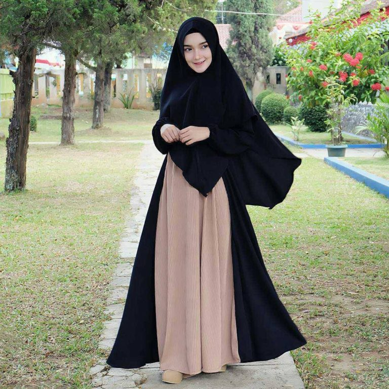 Gaya Masa Kini Fashion Hijab Remaja 2018 By Iman Gallery