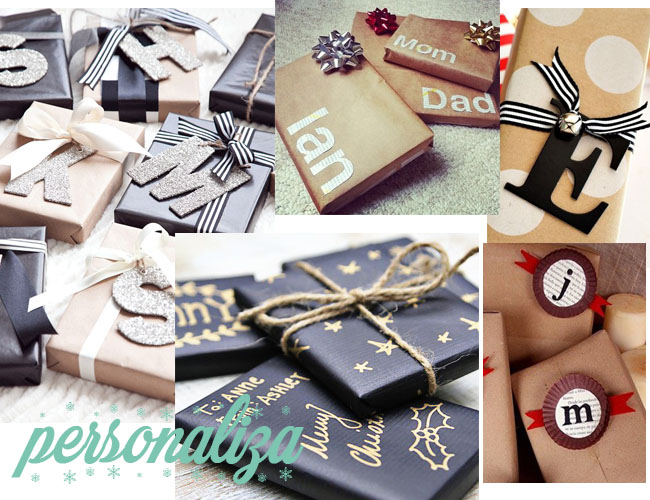 Cómo envolver tus regalos de forma original | NAVIDAD