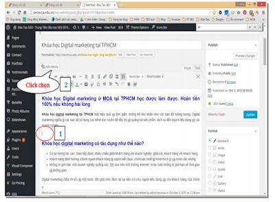 Tối Uu Hình Ảnh Trong Wordpress