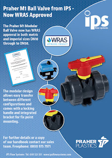Praher M1 Ball Valve to feature in Wet News