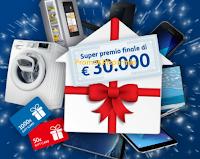Logo Tim Star: partecipa gratis e vinci centinaia di Smartphone, Gift Card, Kit elettrodomestici e 30.000 euro