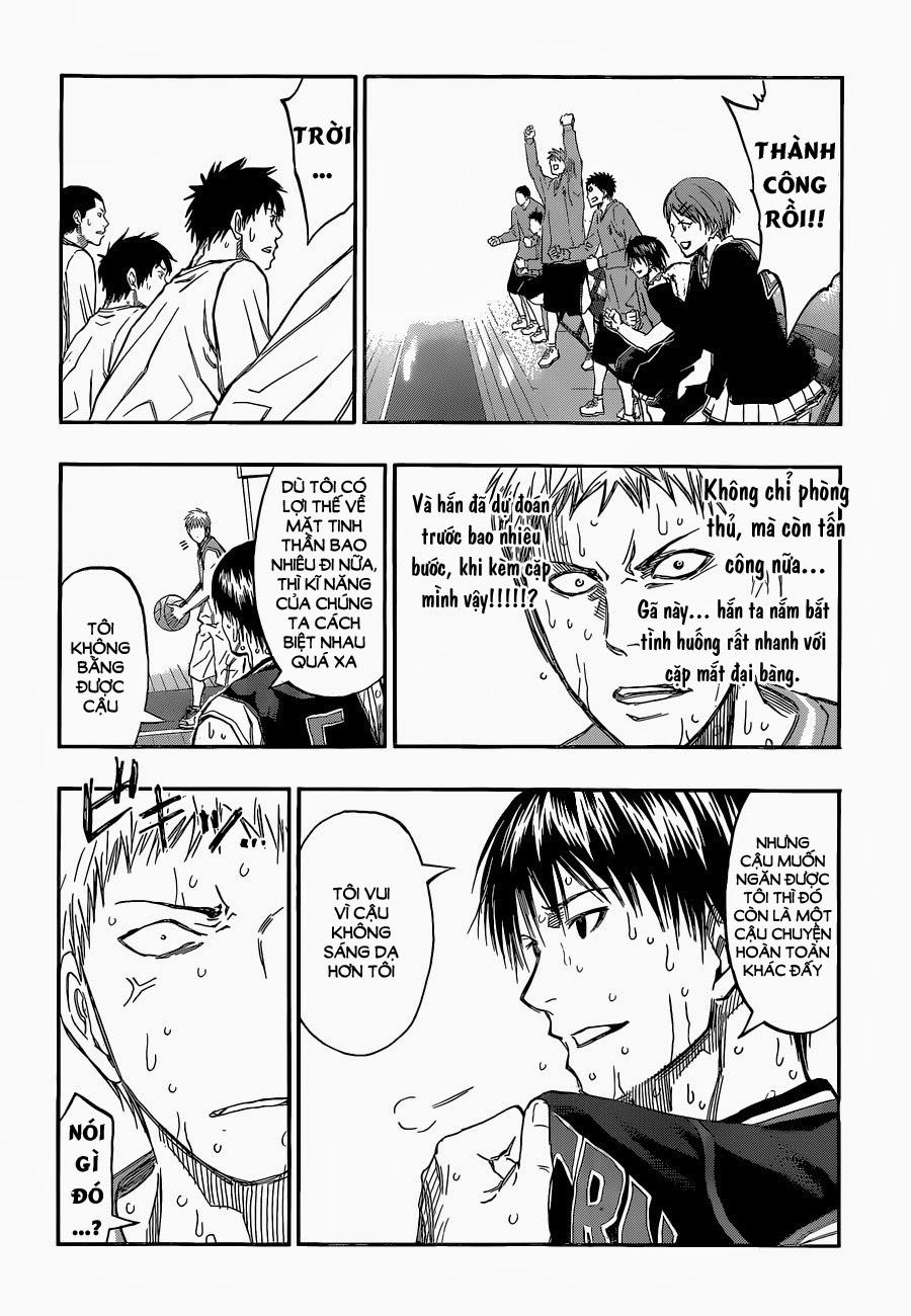 Kuroko No Basket chap 254 trang 18