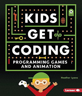 Programming Games and Animation from the Kids Get Coding Series