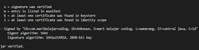 Build Release Ionic dengan Keystore