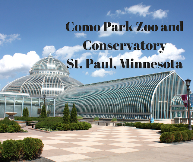 Como Park Zoo and Conservatory St. Paul, Minnesota