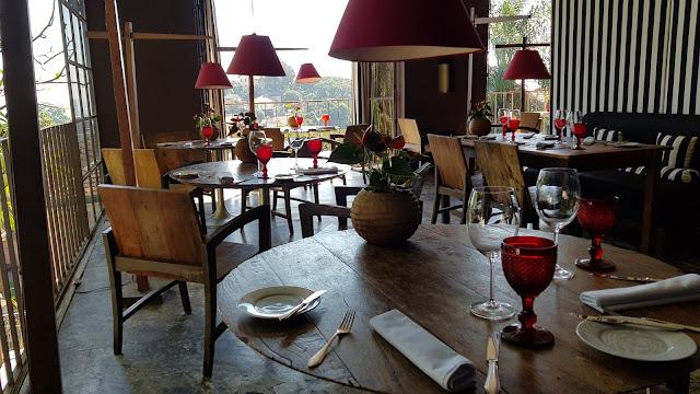 Blog Apaixonados por Viagens - Restaurante Térèze - Santa Tereza