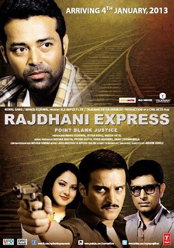Rajdhani Express (2013) Movie Poster