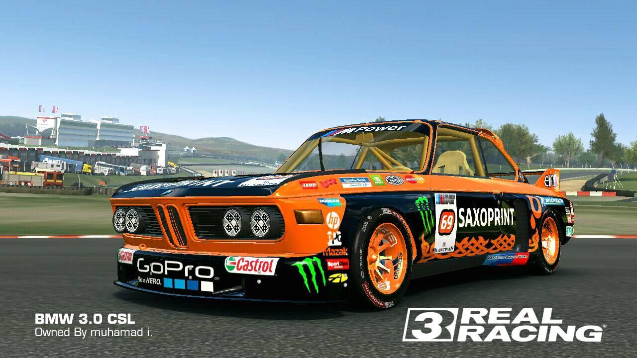 1975 bmw csl saxoprint 69 by muhamad iqbal