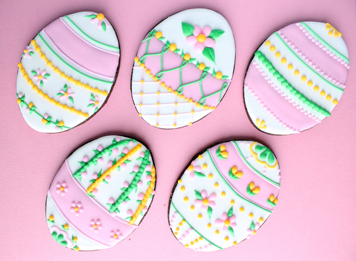 Easter Eggs Chocolate Sugar Cookies Gwen S Kitchen Creations