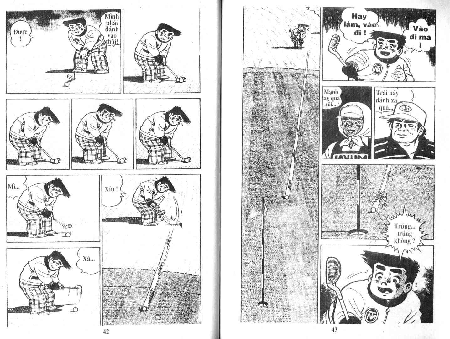 Ashita Tenki ni Naare chapter 41 trang 20