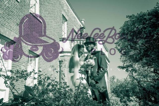 Funke Akindele and JJC Skillz Wedding pictures