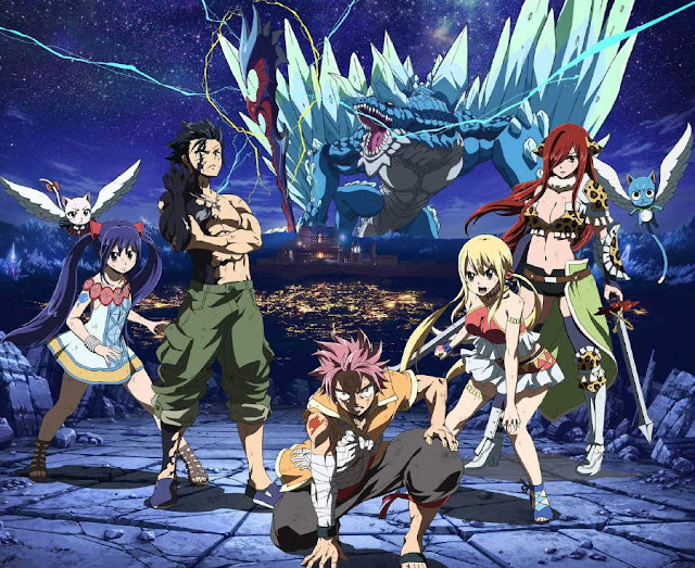 Fairy Tail Movie 2: Dragon Cry (2017)