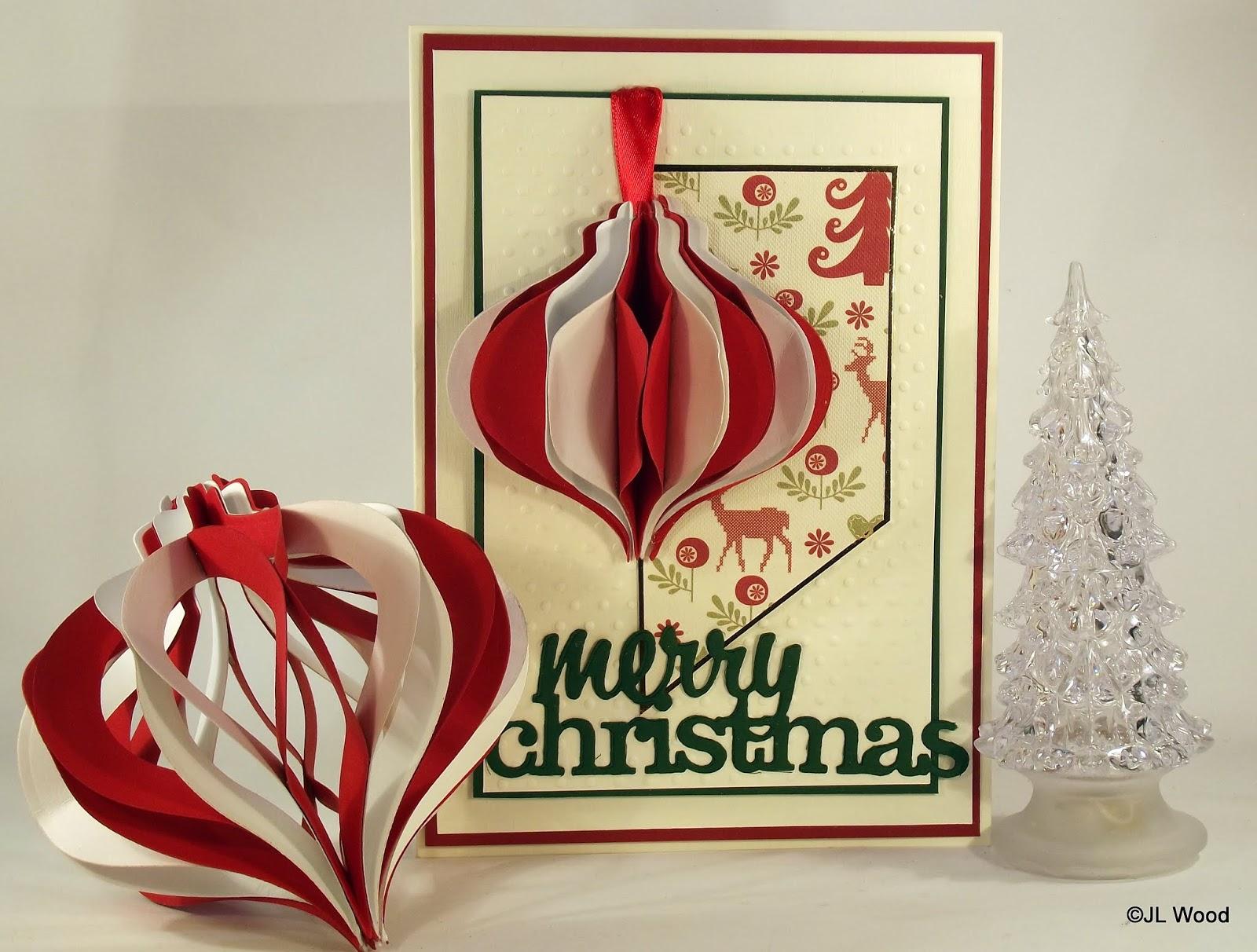John Next Door: Shirleys Christmas Card