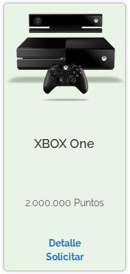Premio de XBOX One