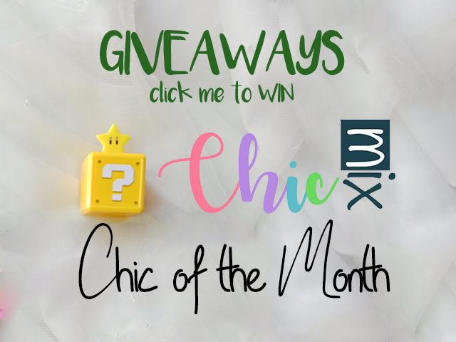 June Chic Of The Month Winner!!