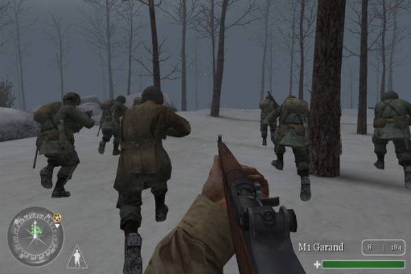 Call of Duty 1 Free Download PC Games
