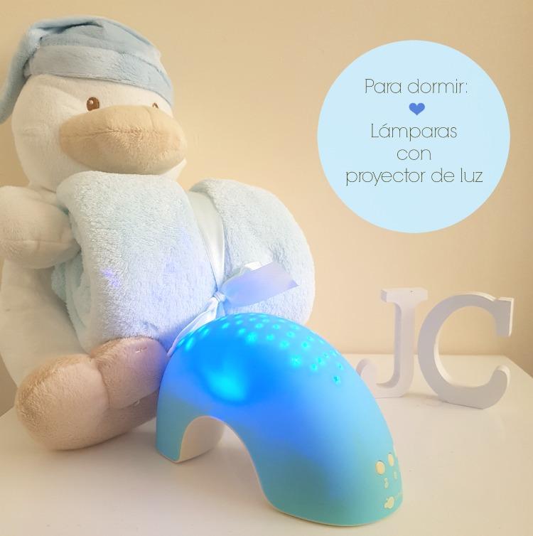 lampara proyector de luz bebes