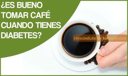 ¿Es bueno tomar Café cuando tienes Diabetes?