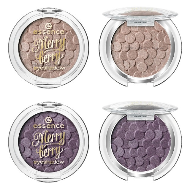 ESSENCE - Merry Berry - Eyeshadow - Sombras de Ojos