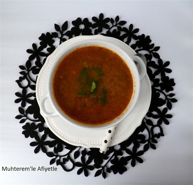 bakliyat çorbası