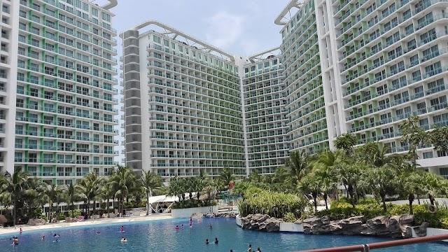 Stayacation:  Azure Urban Resort Residences