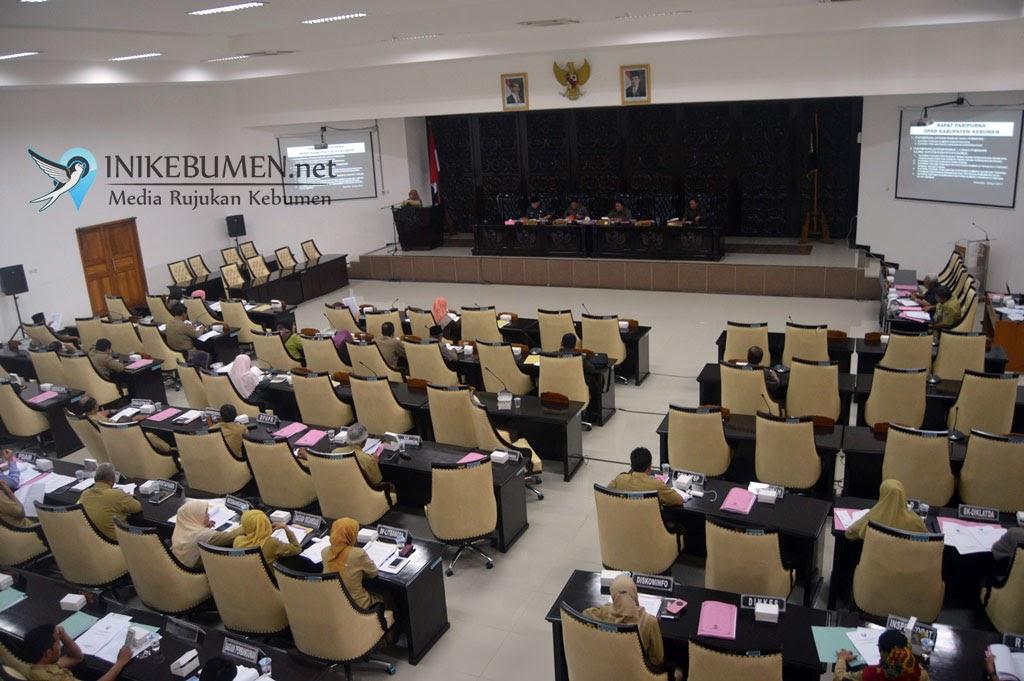 Minta Sekwan Dicopot, DPRD Kebumen Terkesan Dimanfaatkan Pendukung Kandidat Sekda