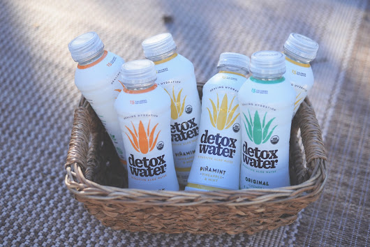 Healthy Hydration with detoxwater
