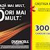 Castiga 300 de vouchere de cumparaturi Intersport