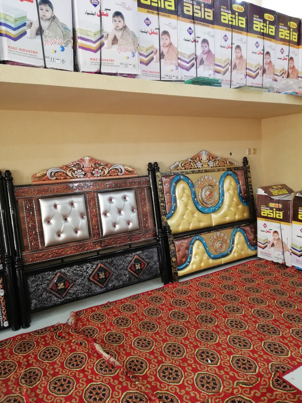 Qasmi Steel Furniture New Bad Design