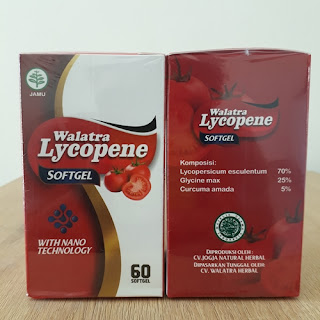 Walatra Lycopene Softgel