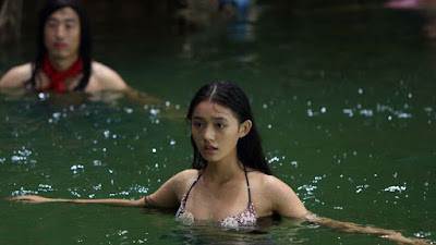 Yun Lin in The Mermaid