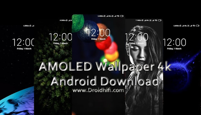 AMOLED Wallpaper 4k Android Download