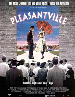 Pleasantville (Amor a colores) (1998) | 3gp/Mp4/DVDRip Latino HD Mega