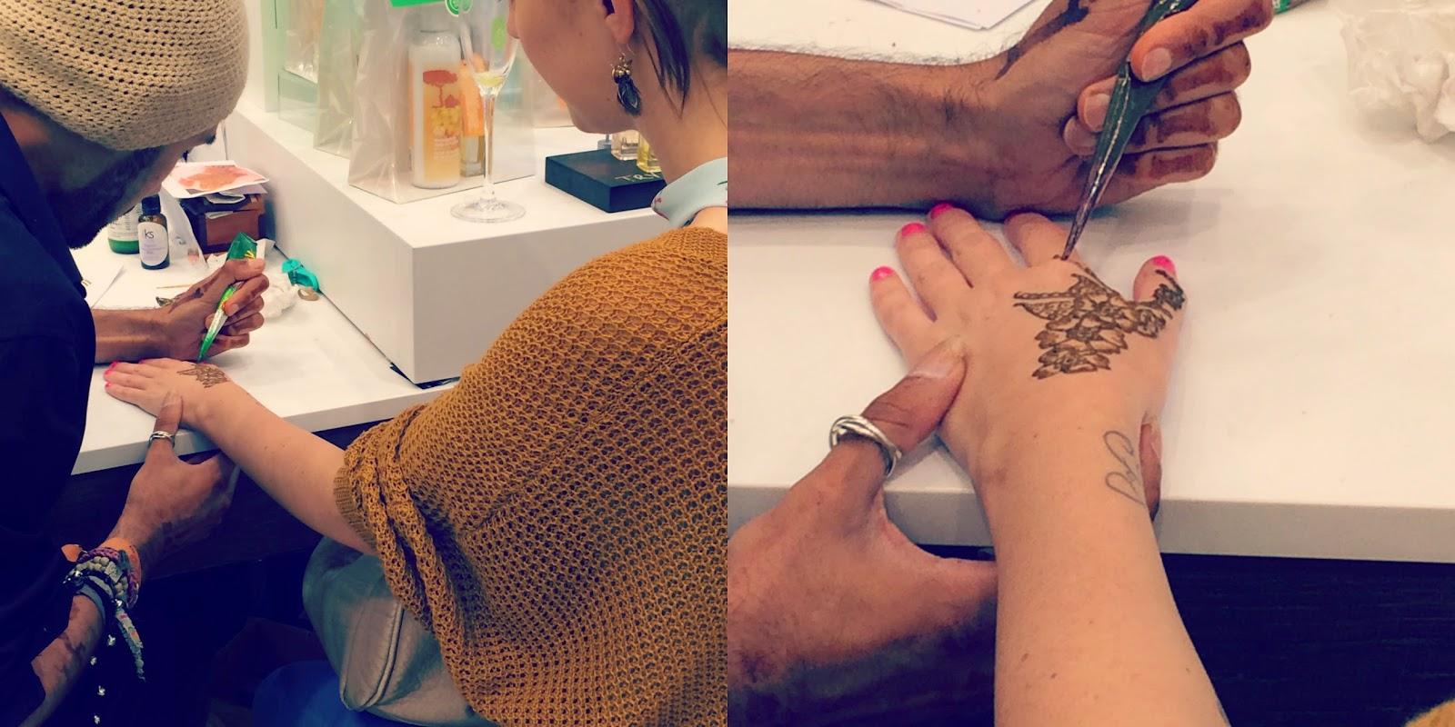 Henna Artist - Just Add Ginger
