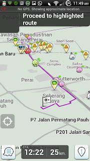 Tips & Tricks) [Tuto Android Bergambar 1] Tips Guna GPS