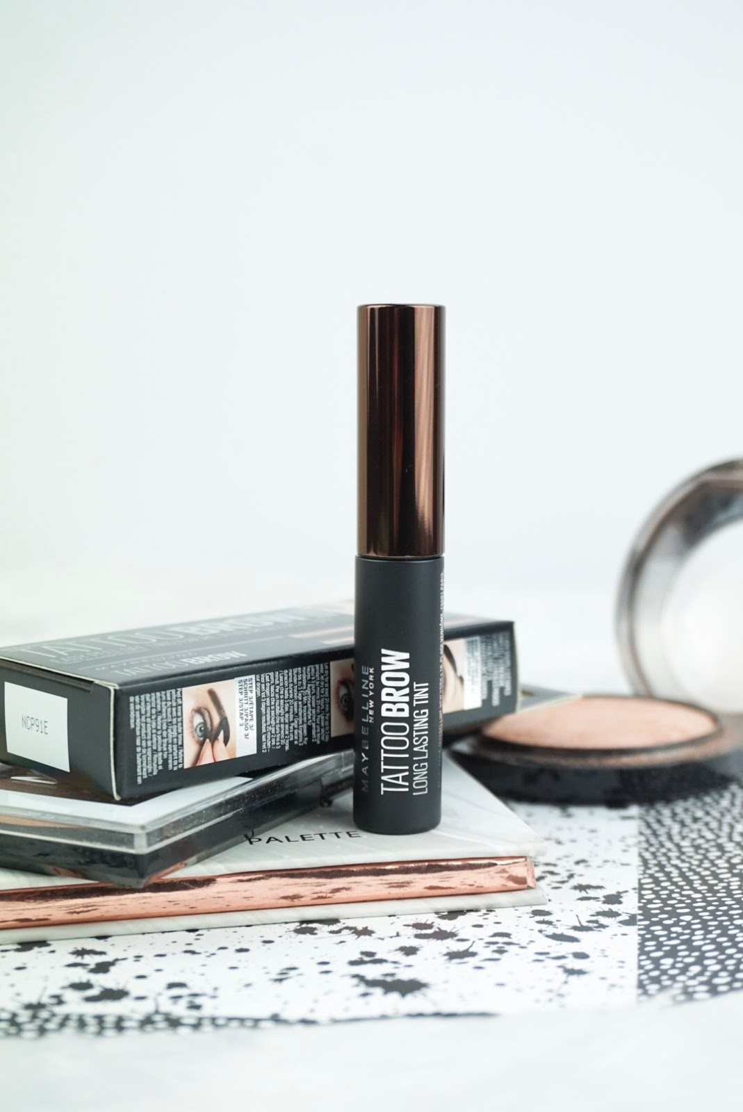 The Maybelline Tattoo Brow : Review