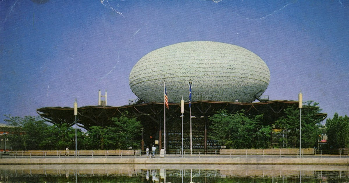 Charles And Ray Eames Hidden Architecture: Ibm New York World's Fair Pavilion