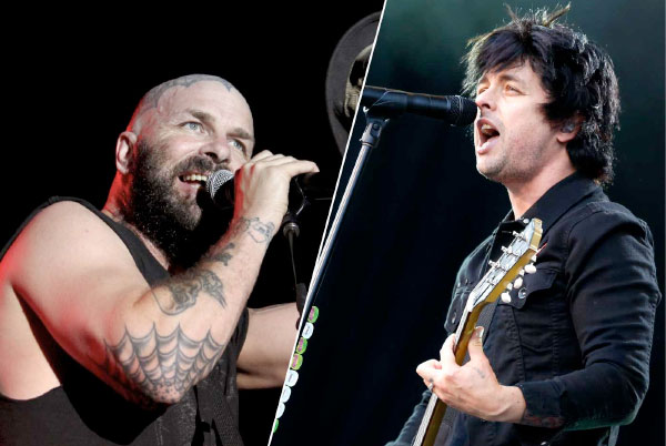 "Amstrongs (Billie Joe & Tim Armstrong) stream new song ""If There Was Ever A Time"""