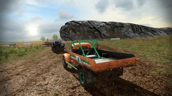 ZiL Truck RallyCross-TiNYiSO