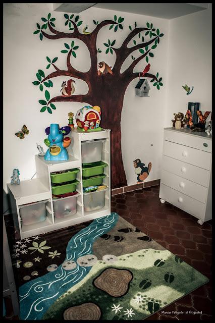 chambre enfant bébé